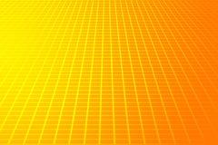 Planície cinzenta do espaço Imagens de Stock