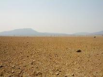 Planícies quentes Imagens de Stock