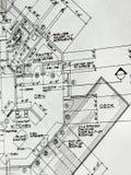 plan Arkivbild