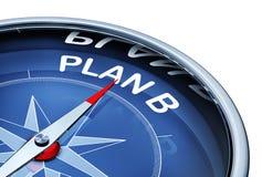 Plan B Royalty Free Stock Image