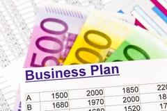 Plan biznesowy Obraz Stock