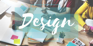 Plan Co d'inspiration d'imagination de pensées de créativité d'idées de conception images libres de droits