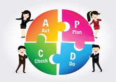 Plan d'action Photo stock