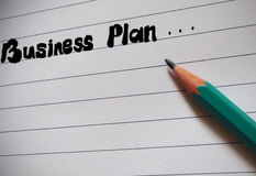 Plan d'action Photos stock