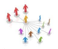 Plan d'affaires. Direction Photographie stock