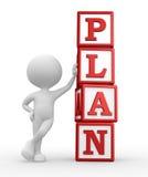 PLAN Stock Image