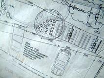 Plan de Chambre Image stock
