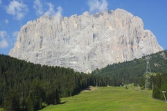Plan de Gralba, Dolomites Royalty Free Stock Images