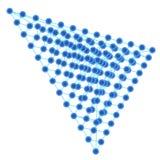 Plan de la physique, de la chimie et de la géométrie sacrée Photo stock