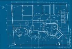 Plan de la tierra del jardín Foto de archivo libre de regalías