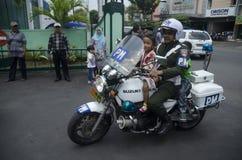 PLAN DE RESTRUCTURATION MILITAIRE INDONÉSIEN DE TNI Images stock