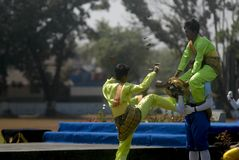 PLAN DE RESTRUCTURATION MILITAIRE INDONÉSIEN DE TNI Photos stock