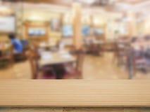 plan de travail en bois Photos libres de droits
