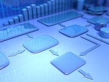 Plan empresarial Imagen de archivo