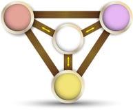 Plan für Geschäftskonzept Vektor Abbildung