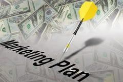 plan gospodarczy sprzedaż przedsiębiorstw Obrazy Stock