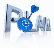 Plan Royalty Free Stock Image