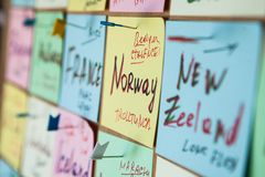 Plan holiday lay desk. Travel planning, concept. Trip plan. Trip plan. Planning vacation, search place for holiday. Travel on world, banner, Stickers Travel stock photos