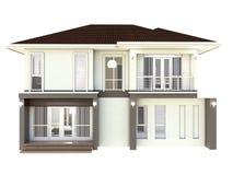 Plan Home Design Royalty Free Stock Image