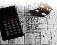 Plan II del proyecto Imagen de archivo