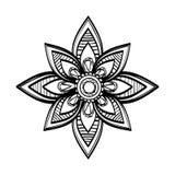 Plan illustration om klotterdesign Royaltyfria Foton