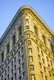 Plan järnbyggnad, New York City, NY Arkivfoton