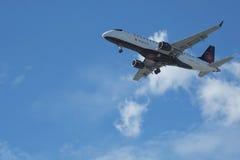 Plan landning fotografering för bildbyråer