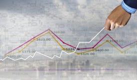 Plan of my success Royalty Free Stock Photos