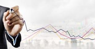 Plan of my success Stock Image