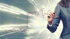 Plan of my success Stock Photo