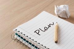 Plan Stock Photos