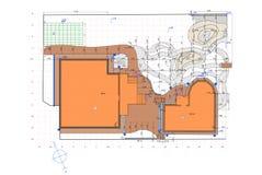 Plan ogród ziemia Obrazy Royalty Free