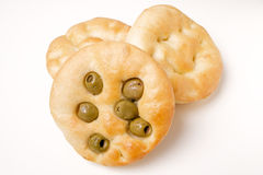 plan olivgrön för bröd royaltyfria bilder