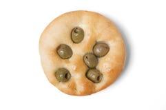 plan olivgrön för bröd Royaltyfri Foto
