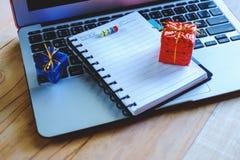 Plan para hacer la lista por año que comienza Imagen de archivo libre de regalías