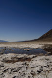 Plan_pictures_2173. Badwater Basin, Death Valley National Park, California, USA Stock Photos