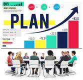 Plan Planning Development Business Strategy Concept