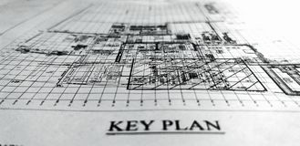 Plan principal Image libre de droits