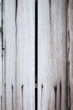 Plan rapproché à la vieille texture en bois verticale de fond Photographie stock
