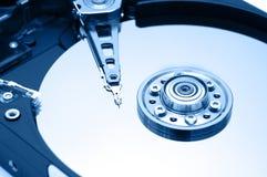 Plan rapproché 1 de disque dur photographie stock libre de droits