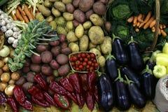 Plan rapproché 1 de légumes photo libre de droits