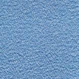 Plan rapproché bleu de tissu Image libre de droits