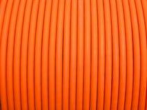Plan rapproché, bobine de fils électriques Image stock