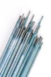 Plan rapproché d'électrodes Photo stock