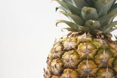 Plan rapproché d'ananas Image libre de droits