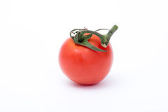 Plan rapproché d'isolement par tomate Image libre de droits