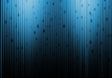 Plan rapproché d'optique des fibres, la télématique moderne Images libres de droits