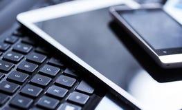 Plan rapproché d'un clavier photos libres de droits