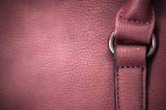 Plan rapproché d'un cuir Image libre de droits
