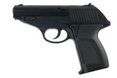 Plan rapproché d'un pistolet Image libre de droits